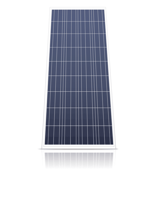 HELIENE 36P | 36-cell polycrystalline photovoltaic module