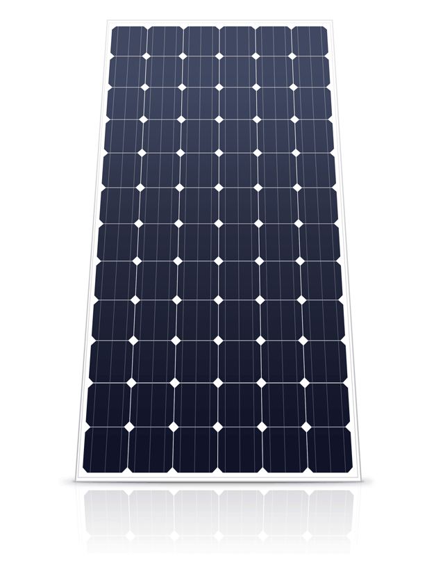 HELIENE 72M | 72-cell monocrystalline photovoltaic module